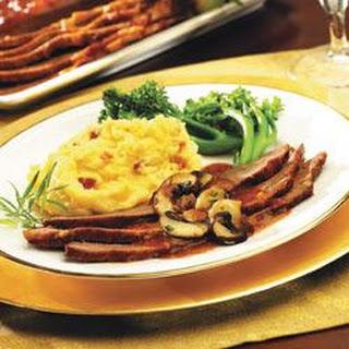 Mushroom Onion Brisket Recipes