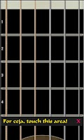 Screenshot of Mobile Guitarist(Free)