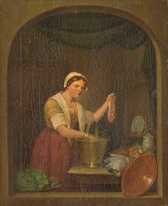RIJKS: Jan de Ruyter: painting 1820