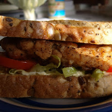 Spicy Chicken Filet Sandwich