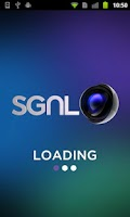 Screenshot of SGNL by Sony