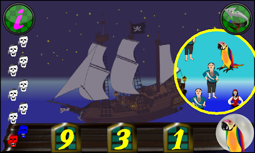 1st Grade Pirates Games Free - screenshot