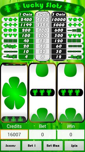 幸運的愛爾蘭賭場插槽