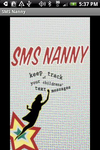 SMS Nanny
