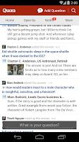 Screenshot of Quora
