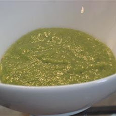 Asparagus Soup in Seconds