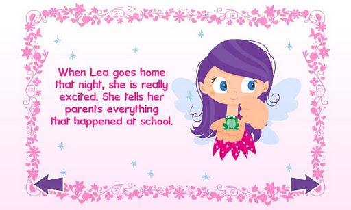 Lea fairy school