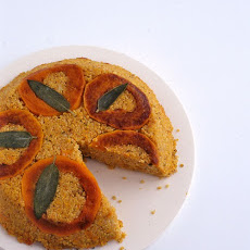 Quinoa Pie with Butternut Squash