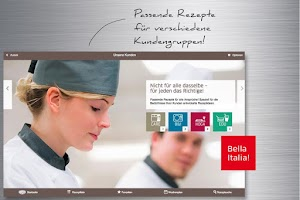 Screenshot of Profi-Rezepte Bella Italia