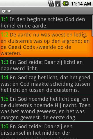 オランダ語聖書Statenvertaling