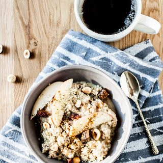 Cardamom Spiced Winter Porridge