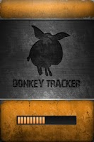 Screenshot of Donkey Tracker