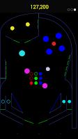Screenshot of Vector Pinball