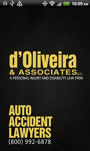 d'Oliveira Auto Accident Law