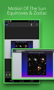 Astronomy For VCE Physics - screenshot