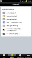 Screenshot of BORISplus.NRW App