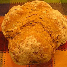 Brown Oatmeal Soda Bread