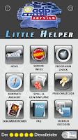 Screenshot of Little Helper