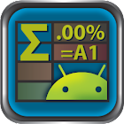 e-Droid-Cell Light Spreadsheet icon
