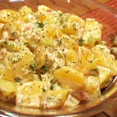 Creamy Dijon-Dill Potato Salad