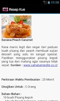 Screenshot of Resep Aneka Kue Lebaran