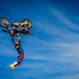 Freedom by Theo Wolmarans - Sports & Fitness Motorsports ( xfighters, fmx, redbull,  )