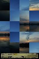 Screenshot of Nature Puzzle: Sunset D