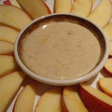 Cinnamon Dip for Apples