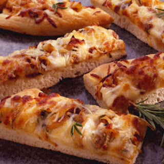Caramelized Onion & Rosemary Focaccia