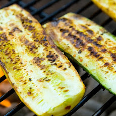 Grilled Summer Squash (Easy!)