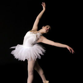 Ballerina by Becky Kempf - People Musicians & Entertainers (  )