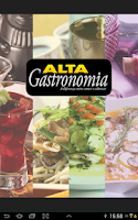 Screenshot of Alta Gastronomia