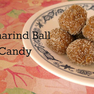 Tamarind Ball Candy