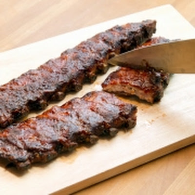 Spareribs In Koffiemarinade