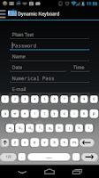 Screenshot of Dynamic Keyboard - Pro