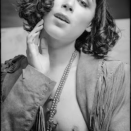 The Nude Westerns by Kelli Tinker - Nudes & Boudoir Artistic Nude ( nude, black & white,  )