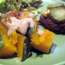 Steamed Kabocha for Low-Sugar Diets