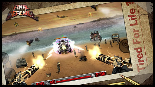 final-defence for android screenshot