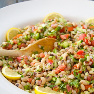 Black Eyed Pea Salad With Olives Recipes