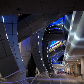 Dubai International Airport Terminal 3 by Wallei Trinidad - Buildings & Architecture Other Interior ( airport, dubai )