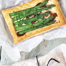 Asparagus And Ricotta Tarts