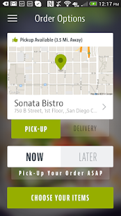 Sonata Bistro - screenshot