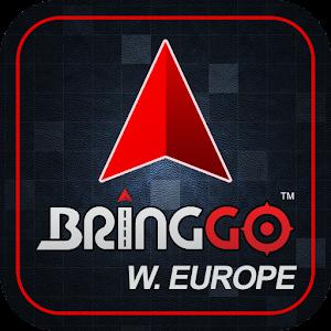 Cover art BringGo Western Europe