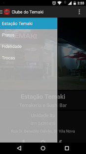 Clube do Temaki - screenshot