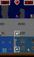 Screenshot of Panic in Zombie Town