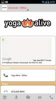 Screenshot of Yoga Alive