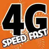 4G Speed Up Internet Fast