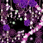 Rose Garden Live Wallpaper icon