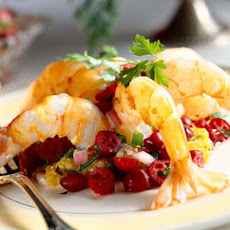 Cranberry-Citrus Salsa