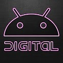 Digital Pink Go Launcher Theme icon